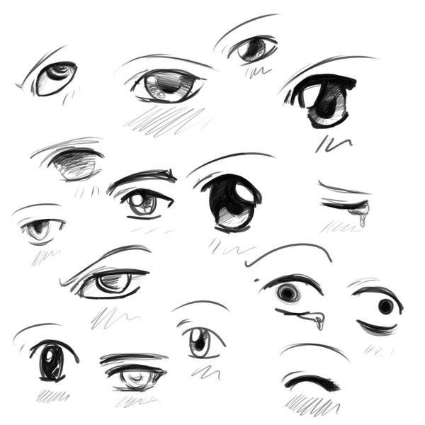 Eye Styles By KyuuketsukiZero