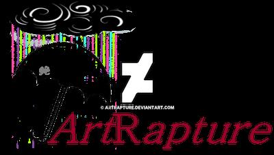 Old ArtRapture Umbrella Logo 2012 by artrapture