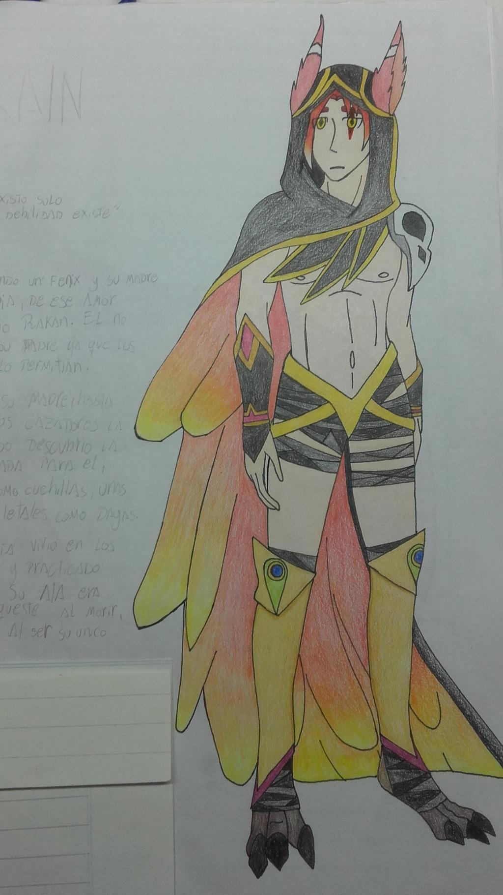 Rakain by Mikal04-12