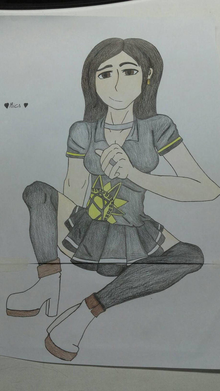 draw by Mikal04-12