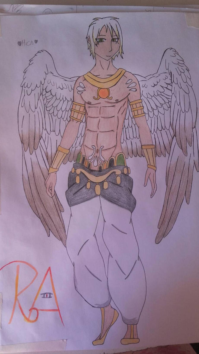 Ra by Mikal04-12
