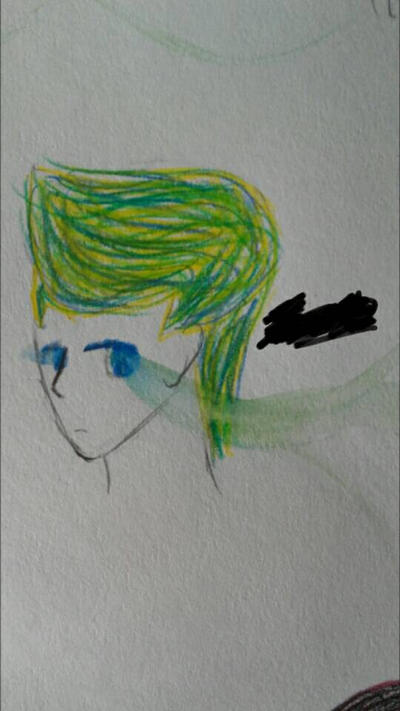 Miguel (with other color of hair) by Mikal04-12