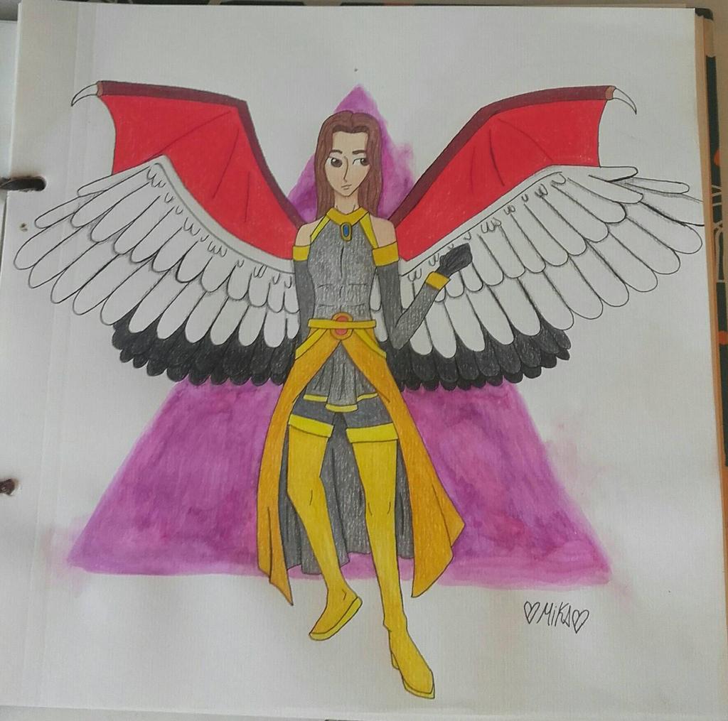 Arcangel by Mikal04-12