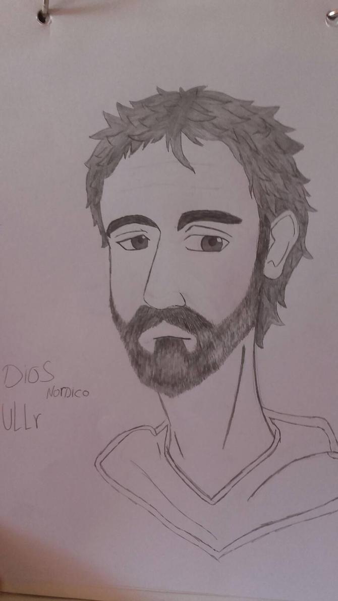 Dios Nrdico: Ullr by Mikal04-12