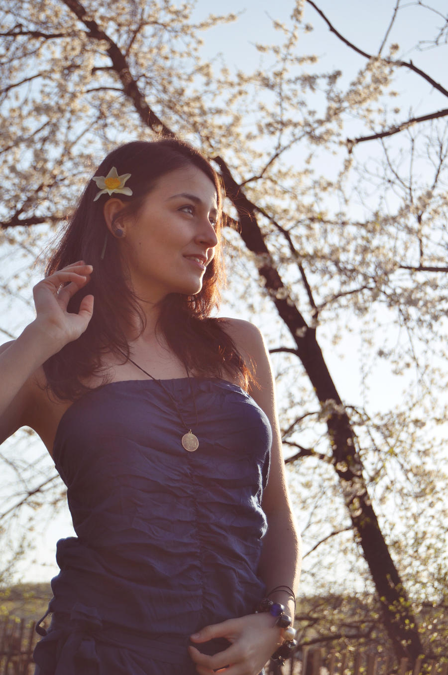 life looks better in spring by Alexaaandra