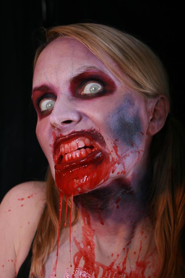 STOCK: Zombie Alisa by TamvakisPhoto
