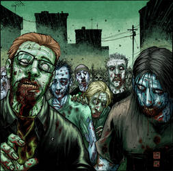 The Walking Dead by TamvakisPhoto