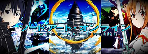Capa Timeline Facebook - Sword Art Online [SAO] by VitorAmorosoUzu