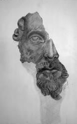 Markus Aurelius Mask