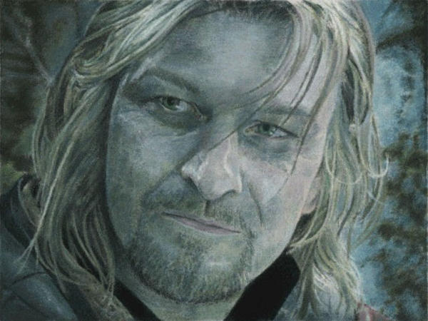 Son of Gondor by The-Wizard-of-Art