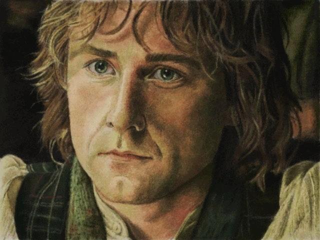 EL Señor de los anillos de  William Oliver Alyn  Back_again_by_the_wizard_of_art-d5nyled