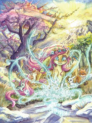 Spring by The-Wizard-of-Art