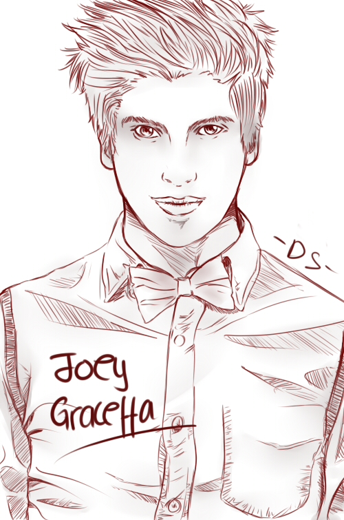 Coloring Pages With Joey Graceffa