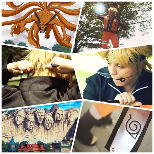 Cosplay Aesthetic Challenge (Naruto) by On-Dragon-Wings