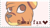 emma stamp by SleepyGuts