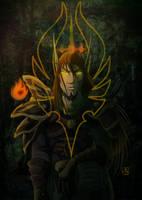 Lord Lysandir Sunsworn of Silvermoon by Lucky-Atin