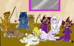 YuGiOh Kitties