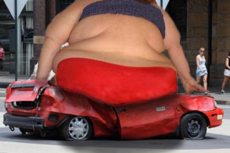 In car bbw