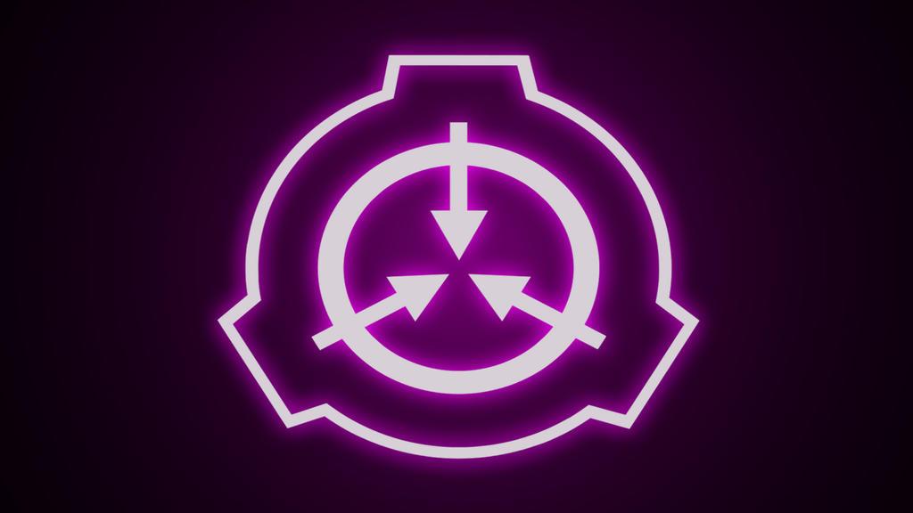 SCP Logo Purple by Vorbis by FundacjaSCPPolska
