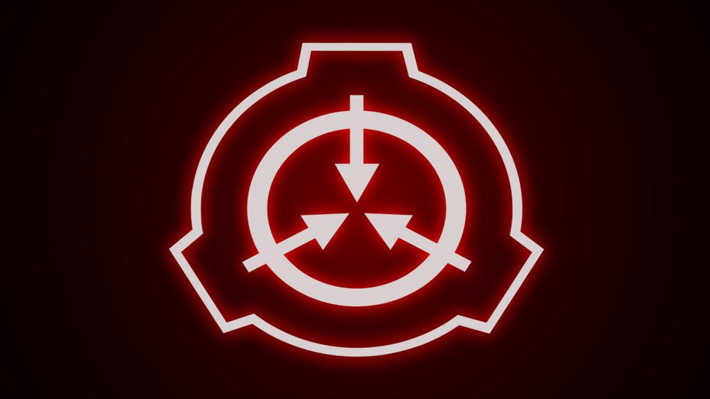 SCP Logo Red by Vorbis by FundacjaSCPPolska