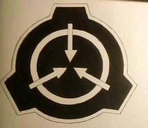 SCP-logo drawing by FundacjaSCPPolska
