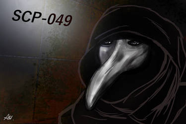 SCP-049 by FundacjaSCPPolska