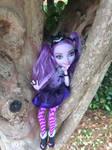 Kitty in a tree by rileyticcixxx