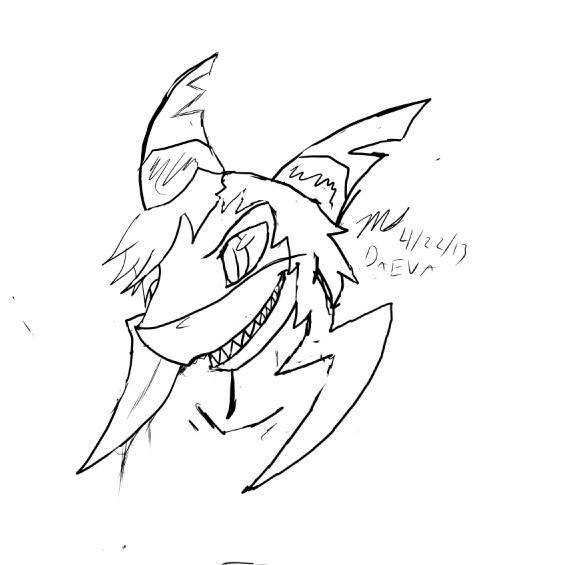 Daeva Sketch