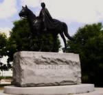 The Queen's Statue