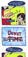 Donut Time by Clazziquai