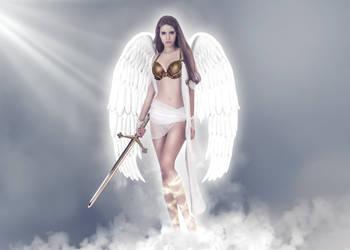 Angel Of Light by Nikola096