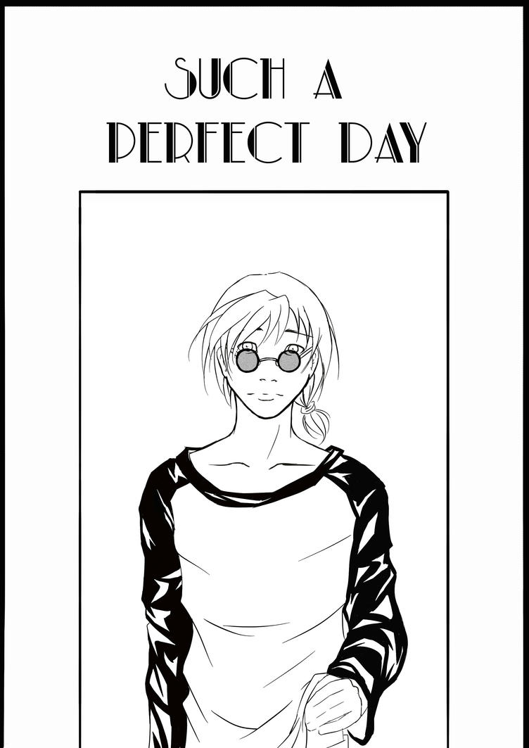 Such a perfect Day  Couverture Chapitre I by Mikage-san