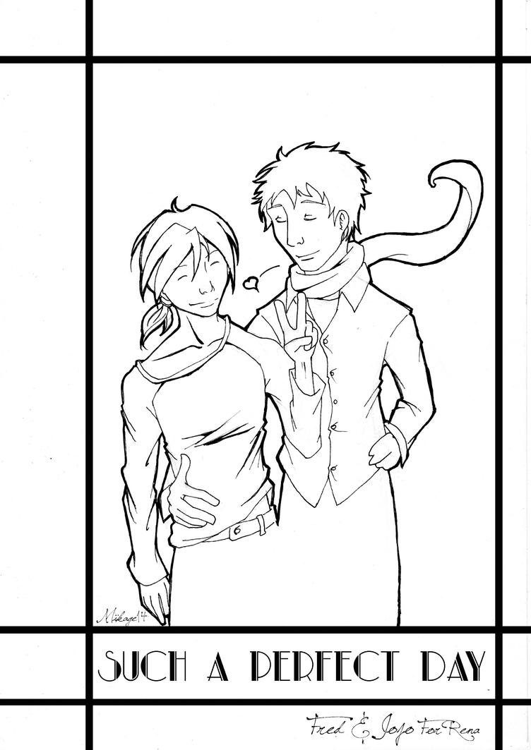 SAPD Fred et Jojo pour Rena by Mikage-san