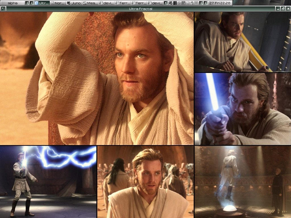 Obi-Wan by Padawancats