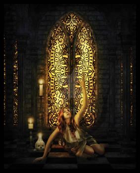 Goddess of the dark