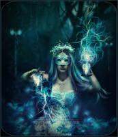 Magic electricity by EowynRus