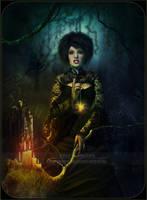 Enchantress flame by EowynRus