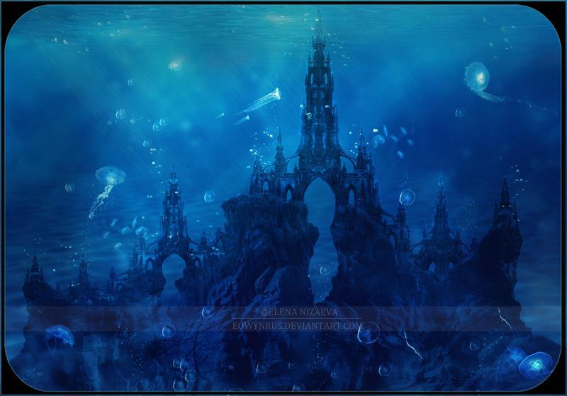The Kingdom of jellyfish by EowynRus