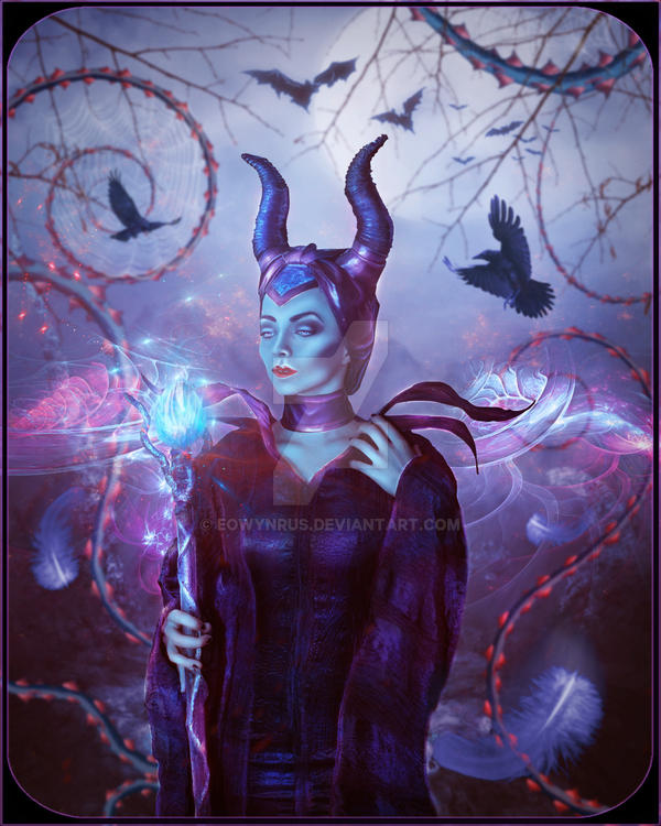 Maleficent by EowynRus