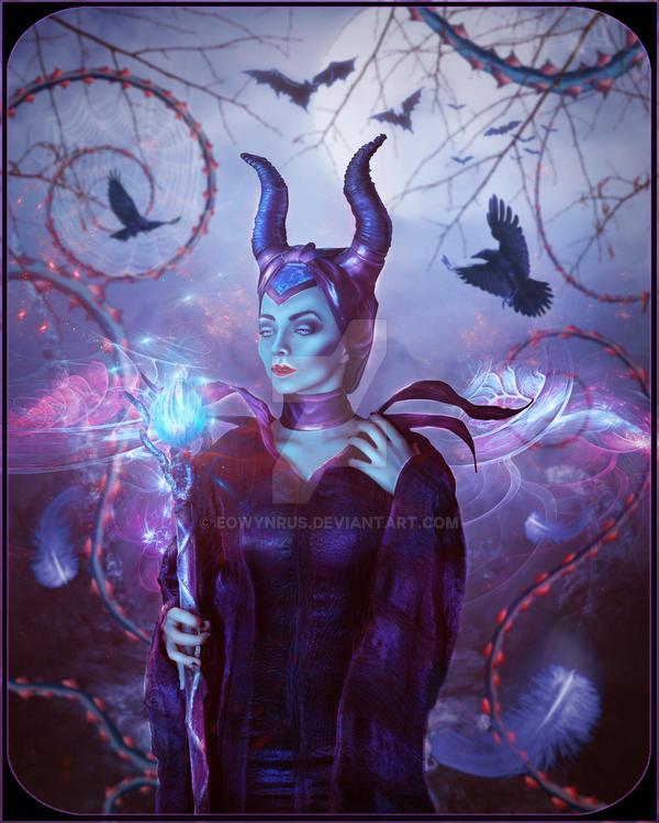 Maleficent by EowynRus