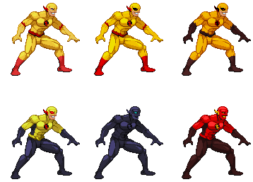 CPS2 Reverse-Flash by Countgate