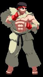 Ryu (Teppen ver.)