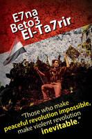 Egyptian Revolution by M-Abdelhadi