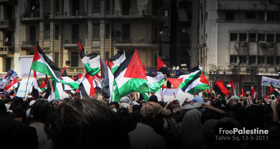 Free Palestine by M-Abdelhadi