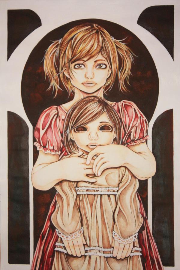 Doll by Artblockade
