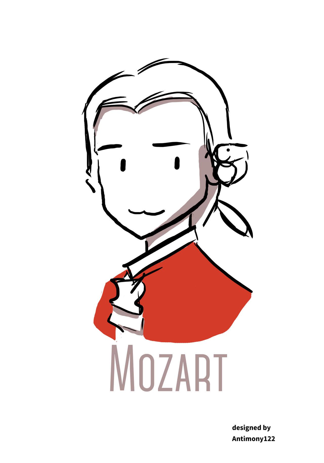 Mozart Stock Illustrations – 272 Mozart Stock Illustrations, Vectors &  Clipart - Dreamstime