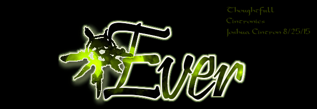 Ever Logo by ThoughtFull37