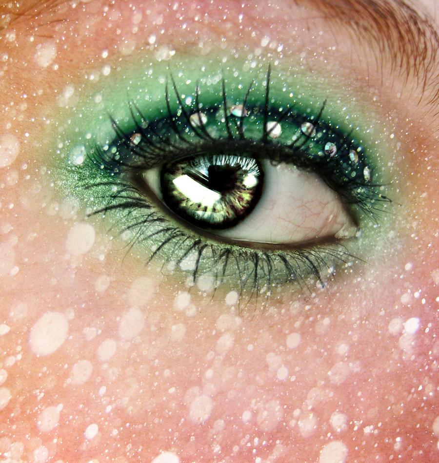 Green Envy by oxRay-Rayxo