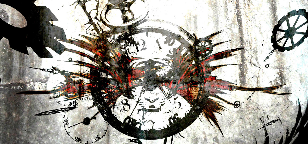 Broken clock wallpaper  Blake's Broken Watch by Spankimus on DeviantArt