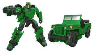 Transformers' Bumblebee Sequel- Autobot Hound